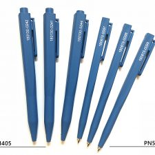 Aptinkamas rašiklis ONE su spaustuku- su serijiniu numeriu
